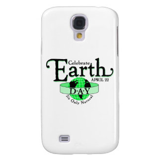 Celebrate Earth Day Galaxy S4 Covers