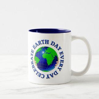 Celebrate Earth Day Every Day Mug