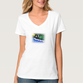 Celebrate Earth Day Eveyrday Whale Tee shirt