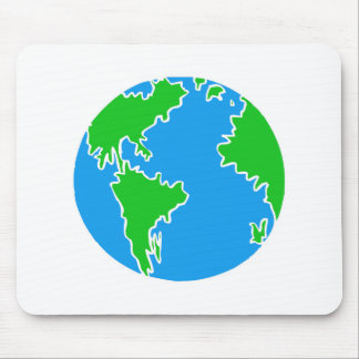 Celebrate Earth Day Mouse Pad