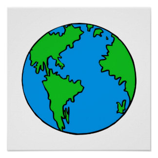 Celebrate Earth Day Posters