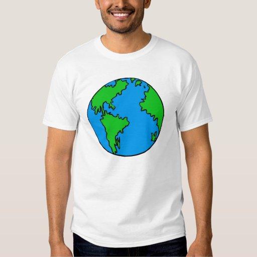 Celebrate Earth Day Tee Shirt