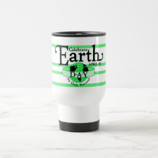 Celebrate Earth Day Travel Mug