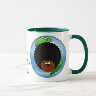 Celebrate Earth Day: Word to Your Mother Earth Mug