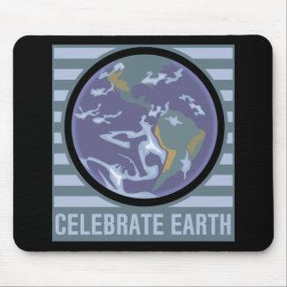 Celebrate Earth Mouse Pad