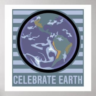 Celebrate Earth Print