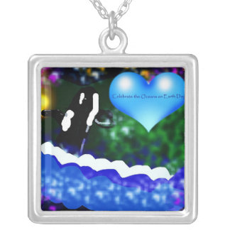 Celebrate Earth Whale necklace