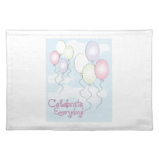 Celebrate Everyday! Placemats