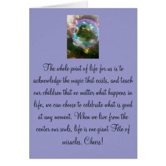 Celebrate Family Life Card