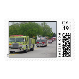 Celebrate Firefighters! Postage