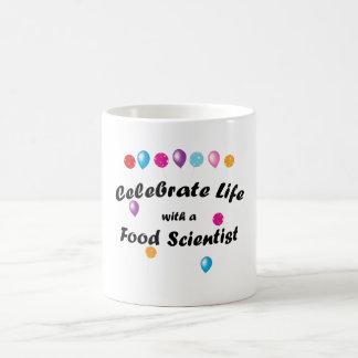 Celebrate Food Scientist Coffee Mug