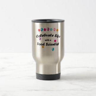 Celebrate Food Scientist Travel Mug