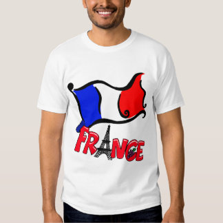 Celebrate France Products T-Shirt