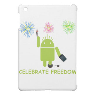 Celebrate Freedom (Android Software Developer) Case For The iPad Mini