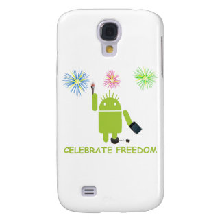 Celebrate Freedom (Android Software Developer) Galaxy S4 Cover