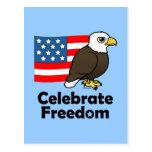 Celebrate Freedom Postcards