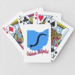 Celebrate Gallipolis Bicycle Poker Cards