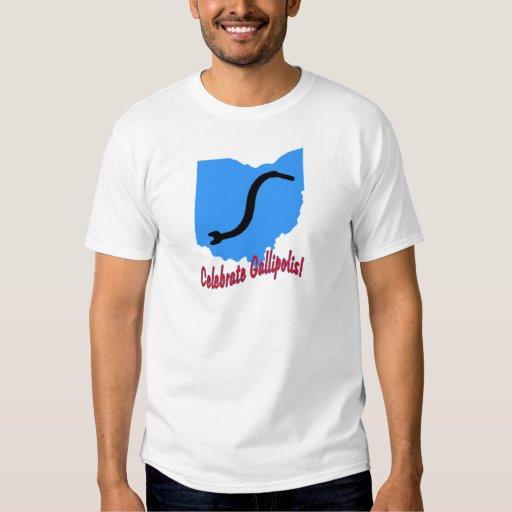 Celebrate Gallipolis Shirt