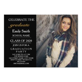 Celebrate Graduation Party Card
