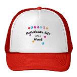 Celebrate Hack Mesh Hats