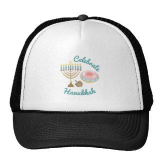 Celebrate Hanukkah Trucker Hat