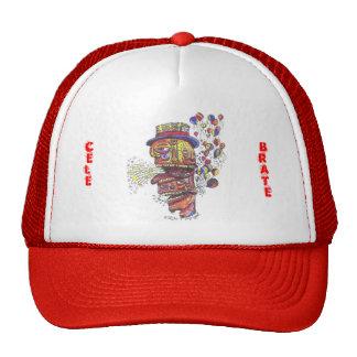 CELEBRATE TRUCKER HAT