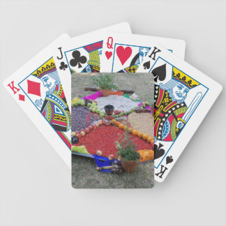 Celebrate Heritage Bicycle Playing Cards