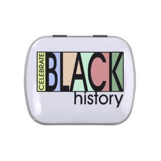 Celebrate History BHM Jelly Belly™ Candy Tins