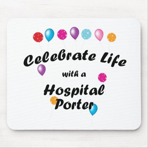 Celebrate Hospital Porter Mouse Pad