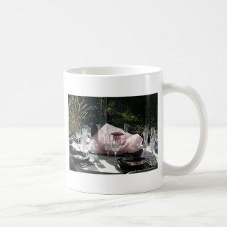 Celebrate in pink mugs