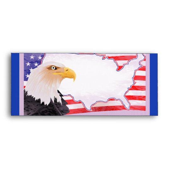 Celebrate Independence Eagle Envelope