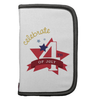 Celebrate Independence Folio Planner