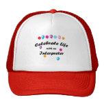 Celebrate Interpreter Hats