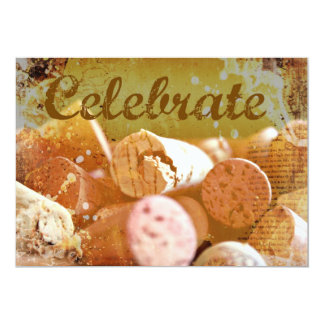 'Celebrate' Invitation