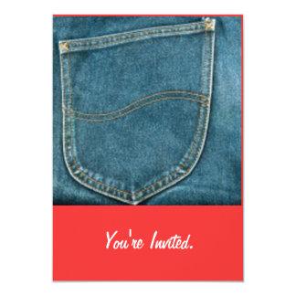 Celebrate Jeans - Invitations