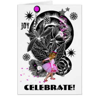 Celebrate Joy Card