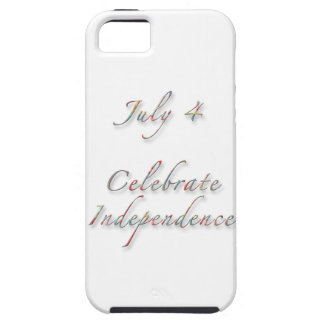Celebrate July 4 Independence Day iPhone 5 Cases