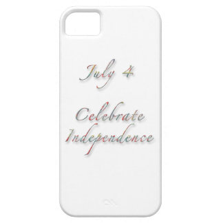 Celebrate July 4 Independence Day iPhone 5 Covers