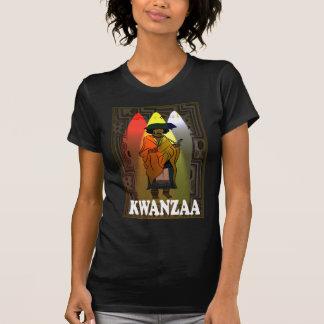 Celebrate Kwanzaa, african lady Tanktops