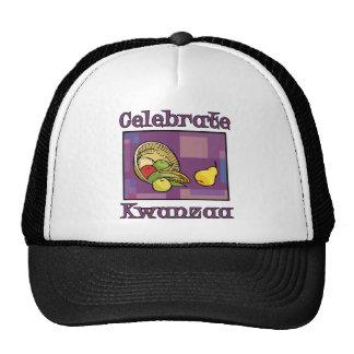 Celebrate Kwanzaa Fruit Trucker Hat