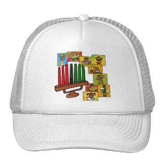 Celebrate Kwanzaa Together Hats