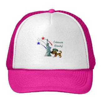 Celebrate Liberty Trucker Hat