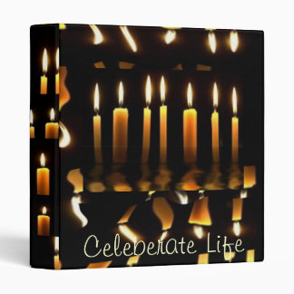 Celebrate Life -  Enjoy and share the joy Binder