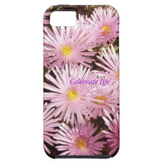 celebrate life iPhone SE/5/5s case