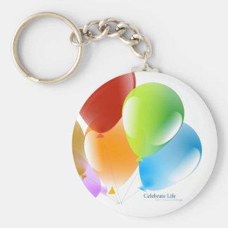 Celebrate Life Keychain