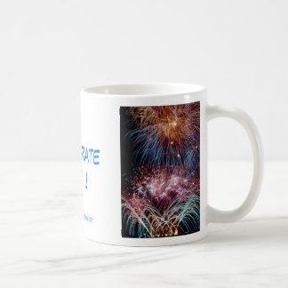 Celebrate Life mug by tdgallery