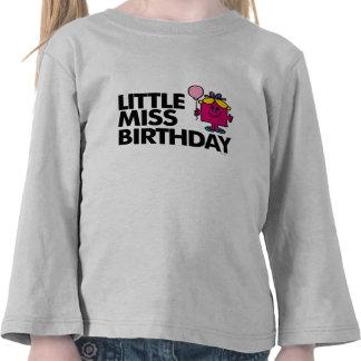 Celebrate Little Miss Birthday Shirt