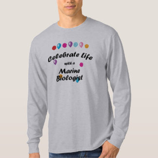 Celebrate Marine Biologist T-Shirt
