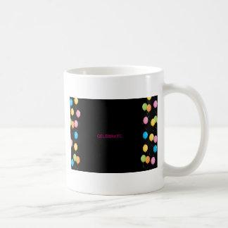 Celebrate Coffee Mug