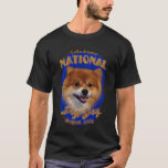 Celebrate National Dog Day August 26th T-Shirt